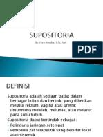 Pembahasan Soal Tpp Supositoria1