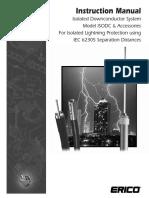 Lightning Protection Instruction Manual