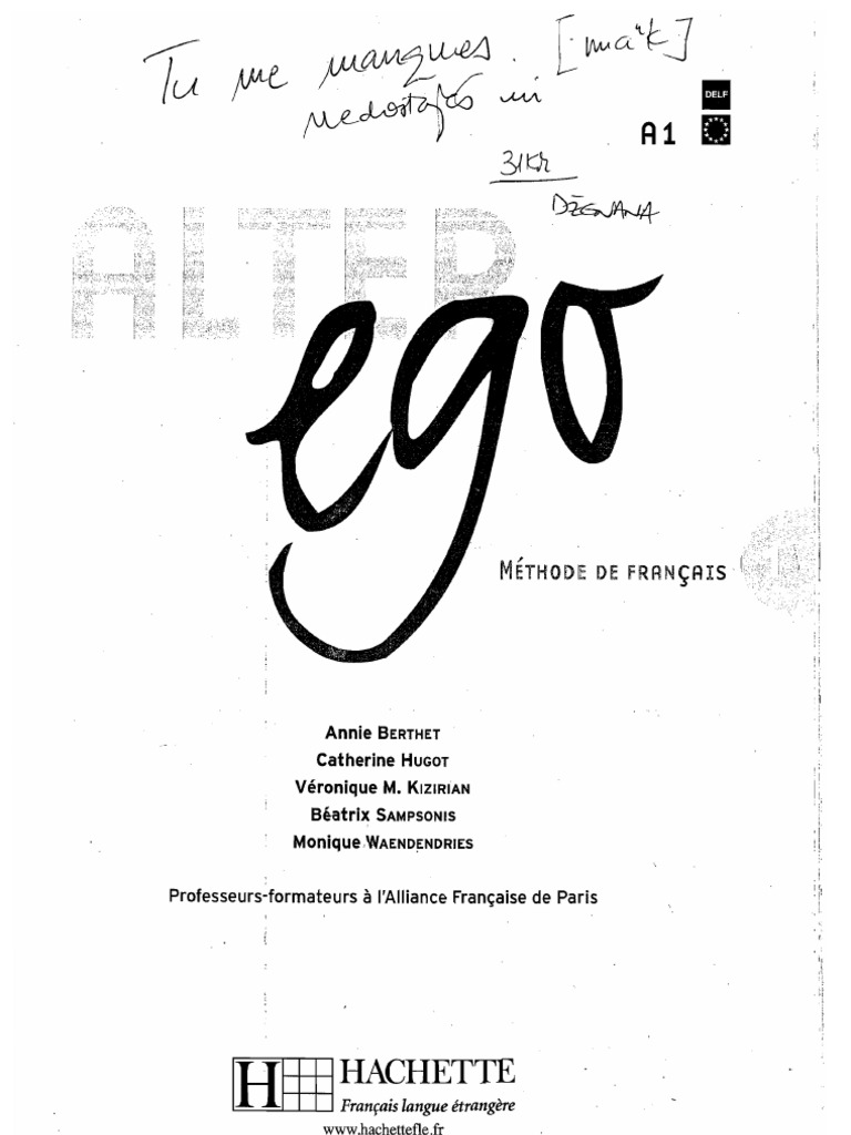 Alter Ego a1