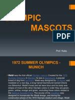 Olimpic mascots