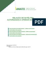 Lista de Satélites no Brasil (Banda) C-Ku