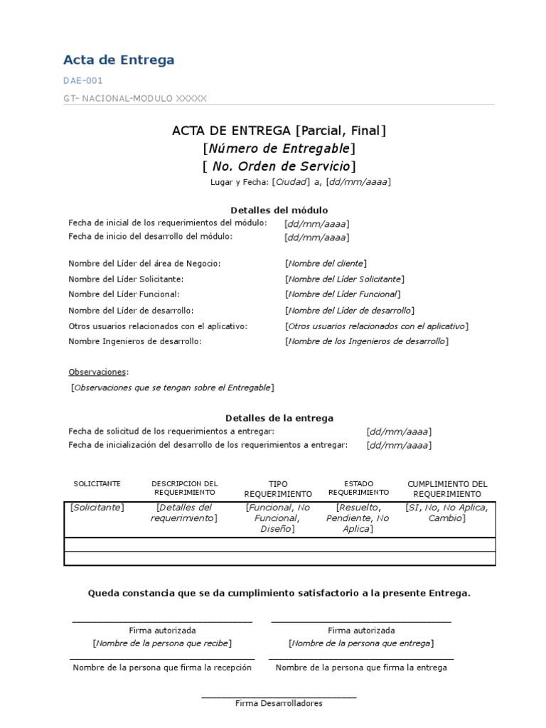 Plantilla Acta de Entrega-001