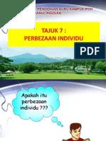 tajuk-7_perbezaan-individu