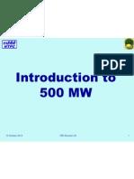 500MW