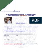Formular de Inscriere Constanta 2012