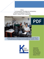 Programa de Formacion Docente en Las Tics. Grupo Kaizen