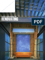 New Concepts in Renovationg
