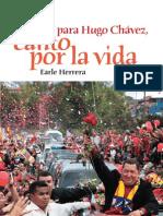 Folleto Cancion Para Chavez We