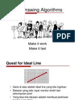 01-Line Drawing Algorithms