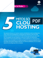 5 Mitos Sobre El Cloud Hosting
