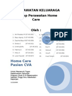 Pelayanan Homecare Cva