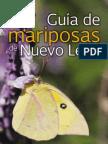 Guia de Mariposas de Nuevo León.