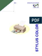 Epson SC-400 (Em Portugues) Service Manual