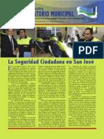 Boletín Informativo Observatorio No  3 Setiembre 2012