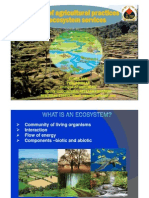 3. Impact of Agricultural Practices on Ecosystem Services