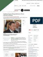09-10-12 Confirma Osorio Chong Asistencia a Tercer Informe de Medina