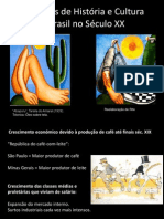 História Brasil século XX