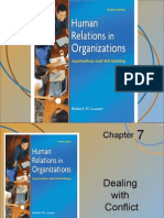Human Relations in Organizations