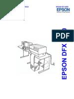 Epson DFX-8000 (Em Portugues) Service Manual