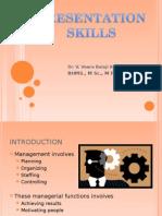 Presentation Skill