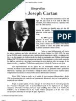 CARTAN ECUACIONES DIFERENCIALES