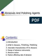 Abrasives and Polishing Agents