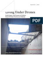 Living Under Drones - Death, Injury, And Trauma to Civilians From US Drone Practices in Pakistan