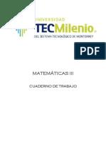 cuaderno de matemáticas 3