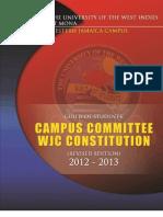 UWI WJC GUILD Constitution