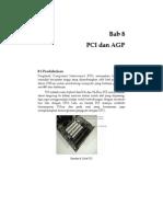 PCI dan AGP