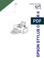 Epson SC-II (Em Portugues) Service Manual