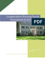 Longmeadow Housing Plan