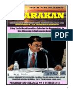 ARAKAN - Give Citizenship to the Rohingya Community