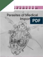 18340814 Parasites of Medical Importance