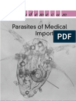 18340814 Parasites of Medical Importance