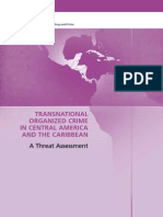 Transnational Organized Crime Central America and the Caribbean English