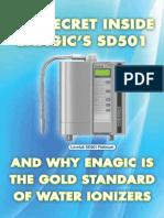 Master Secret Inside EnagicSD501