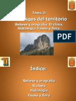 Geografía física de Extremadura