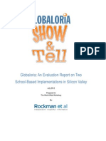 An Evaluation Report on Two School-Based Implementations in Silicon Valley