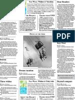Rutland Herald Index 2012-13