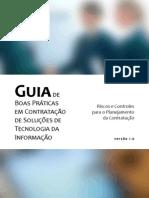 Guia de contratação de soluções de TI - versão para