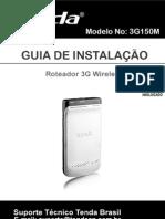 3G150M Guia de Instalacao