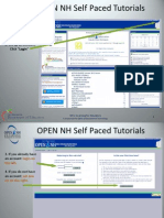 Getting Into OPEN NH Tutorials 2012