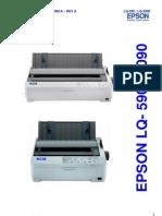 Epson LQ-590, LQ-2090 (Em Portugues) Service Manual