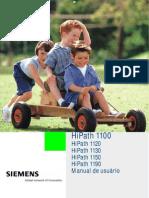 Pabx Siemens Hipach 1120