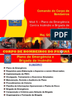 Mod5-PECI e Brigada Incendio