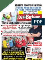 LE BUTEUR PDF du 11//10/2012
