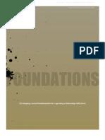 Foundations - Teacher Copy