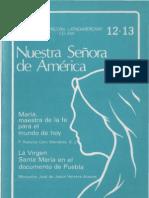 Celam - Maestra, En Puebla