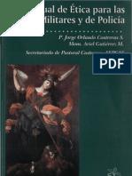 Celam - Manual de Etica Para Las Fuerzas Militares y de Policia